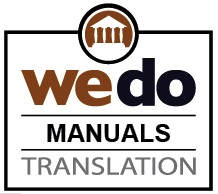 Manuals Translation Services to the Professions